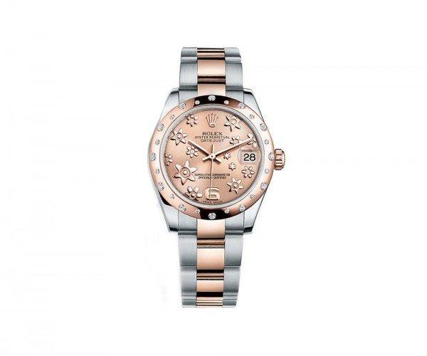 Rolex LADY Datejust 31 mm Luxury Womens Watch 178341-PNKFO
