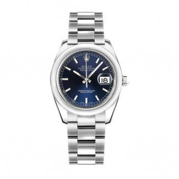 Rolex LADY DATEJUST 31 Luxury Women Watch 178240-BLUSO
