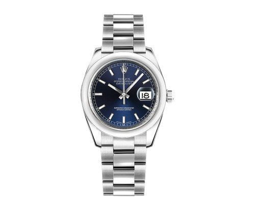 Rolex Lady Datejust 178240-0023 bluso 31mm Blue Dial