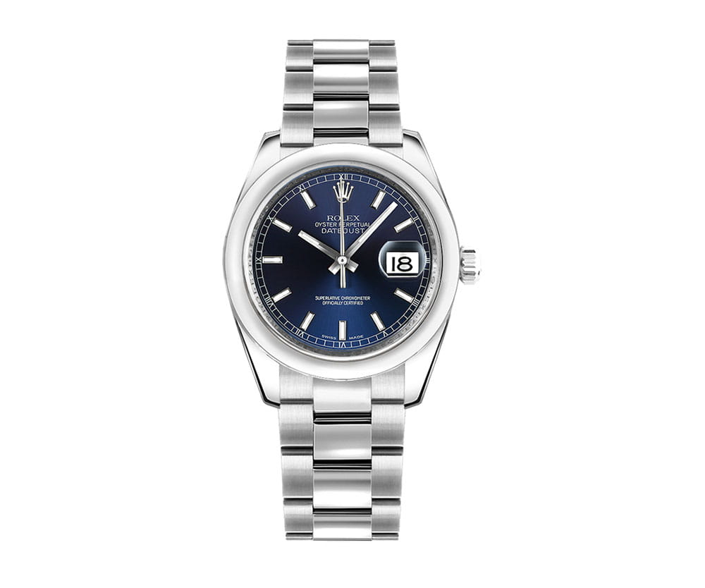 Rolex Lady Datejust 178240-bluso 31 Luxury Women Watch