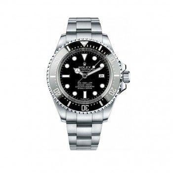 Rolex Sea Dweller DEEPSEA Mens Automatic Luxury Watch 116660