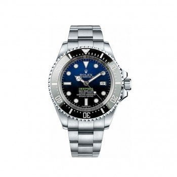 Rolex Oyster Perpetual Deepsea D-Blue Dial Mens Watch 116660-BLUO