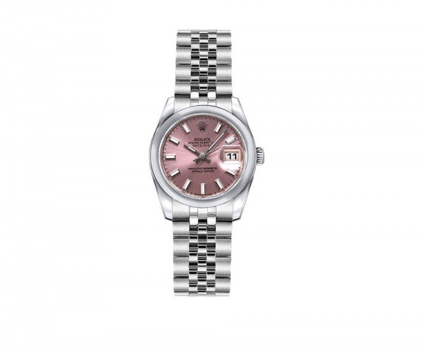 Rolex Lady-Datejust 26 Womens Luxury Watch 179160-PNKSJ