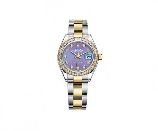 Rolex Lady-Datejust 28 mm Watch 279383RBR-LAVDO
