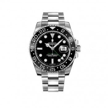 Rolex Oyster Professional GMT-Master II Mens Watch 116710LN