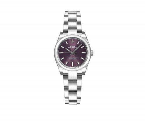 New Rolex Oyster Perpetual 26 Womens Luxury Watch 176200-RDGSO