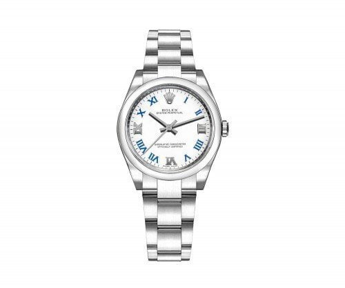 Rolex m177200-0016 Oyster Perpetual 31mm White Dial Ladies Watch caliber 2133 @majordor #majordor