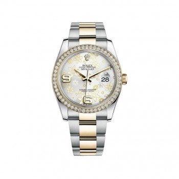 Rolex DATEJUST 36 Womens Luxury Watch 116243-SLVFDO