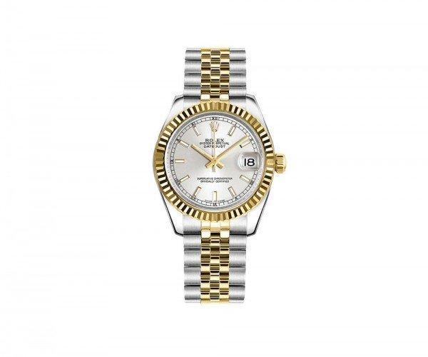 Rolex LADY Datejust 31mm Womens Luxury Watch 178273-SLVSJ