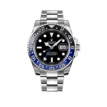 Rolex Oyster Professional GMT-Master II Mens Watch 116710BLNR