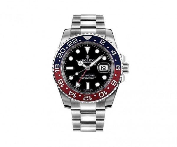 116719BLRO Rolex GMT-Master II Oyster Professional Mens Watch @majordor #majordor