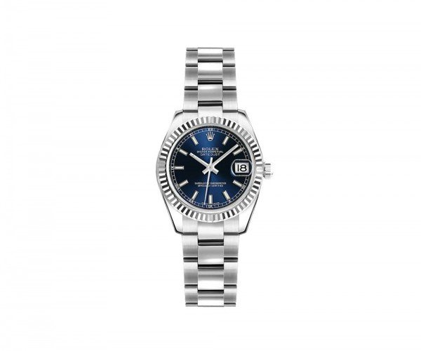 Rolex Lady Datejust 26mm Luxury Womens Watch 179174-BLUSO