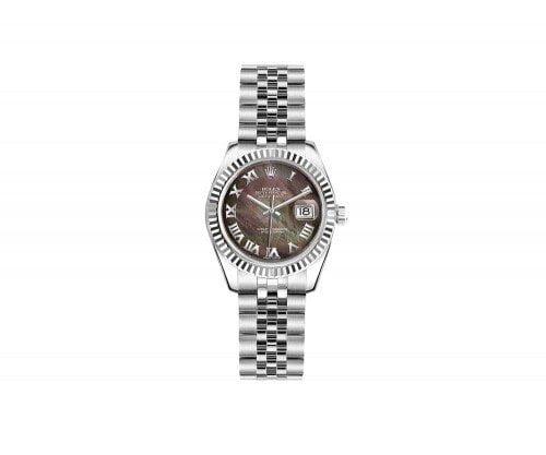Rolex Lady Datejust 179174-DMOPRJ 26mm Luxury Womens Watch
