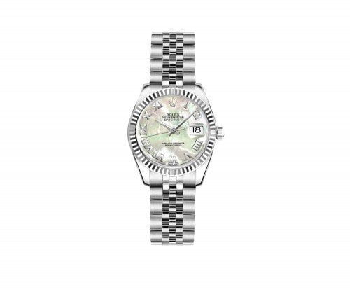 Rolex Lady Datejust 179174-MOPRJ 26mm Luxury Womens Watch
