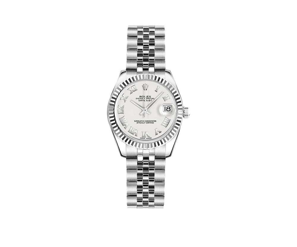 Rolex Lady,Datejust 179174,WHTRJ 26mm Women Luxury Watch