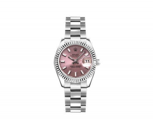 Rolex Lady Datejust 179174-PNKSO 26mm Luxury Womens Watch