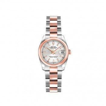 Rolex Lady Datejust 179161-SLVSO 26mm Luxury Womens Watch @majordor #majordor