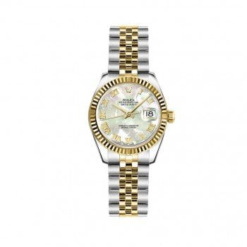 Rolex Lady-Datejust 179173-MOPRJ 26mm Womens Luxury Watch