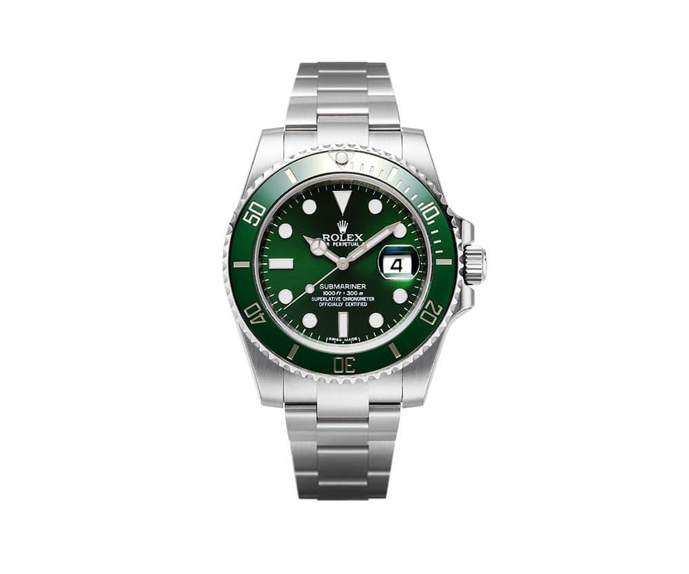 new rolex submariner date mens luxury watch 116610lv. Black Bedroom Furniture Sets. Home Design Ideas