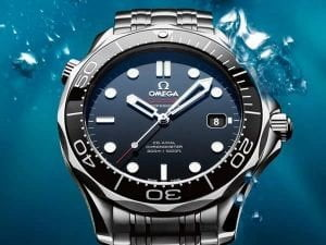 OMEGA SEAMASTER DIVER 300M CO-AXIAL CHRONOGRAPH 44MM COLLECTION