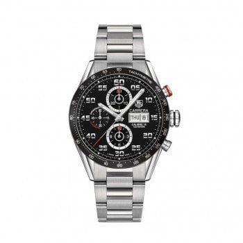 New TAG HEUER CARRERA Mens Watch Caliber 16 CV2A1R-BA0799