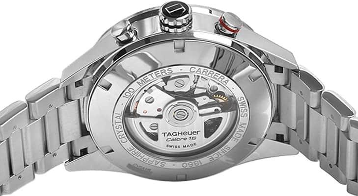 40c1967e77c76 Tag Heuer Carrera cv2a1r-ba0796 Day-Date Automatic Mens Watch
