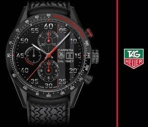 TAG HEUER CARRERA COLLECTION @majordor