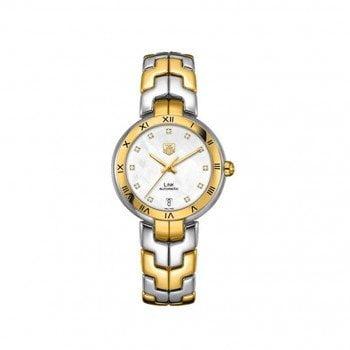 New Tag Heuer Link Automatic Ladies Luxury Watch WAT2351-BB0957