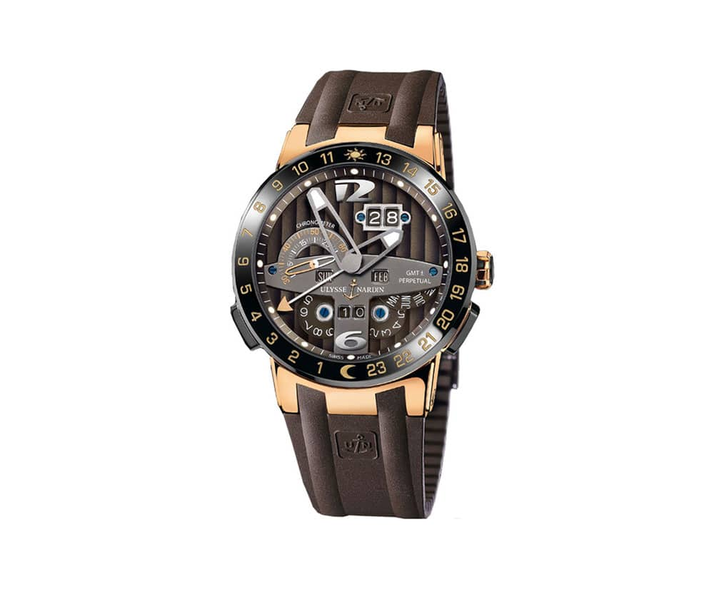 322-00-3 Ulysse Nardin EL TORO Limited Edition Mens Watch