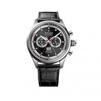 Zenith El Primero 03-2050-4026-91-C714 Rattrapante Chronograph Watch