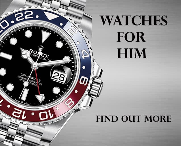 Luxury Watches Jewelry Online