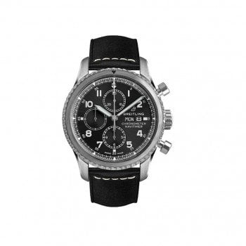Breitling Navitimer 8 A13314101B1X1 Chronograph 43 Mens Watch front view @majordor