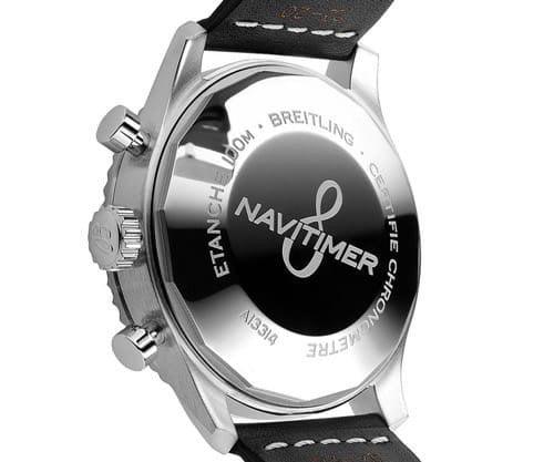 Breitling Navitimer 8 Chronograph 43 backcase