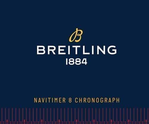 Breitling Navitimer 8 Chronograph 43 Mens Watch @majordor
