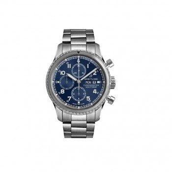 Breitling Navitimer 8 A13314101C1A1 Chronograph 43 Mens Watch @majordor