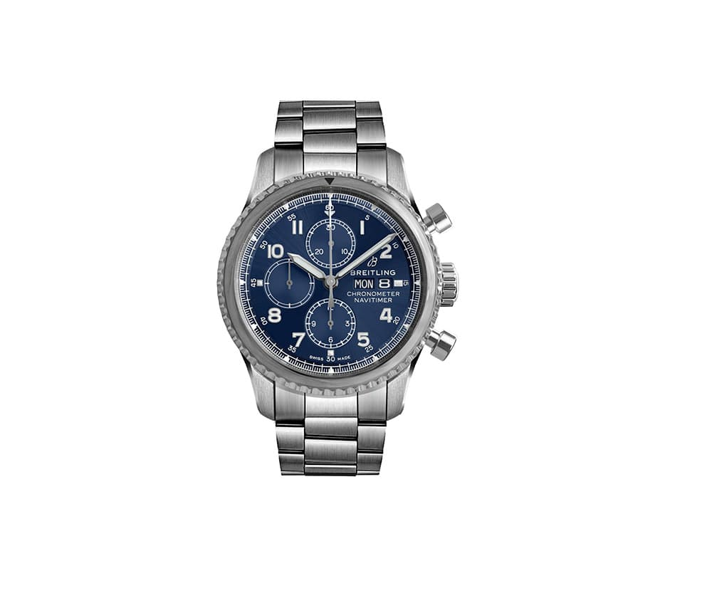 Breitling Navitimer 8 A13314101C1A1 Chronograph 43 Mens Watch