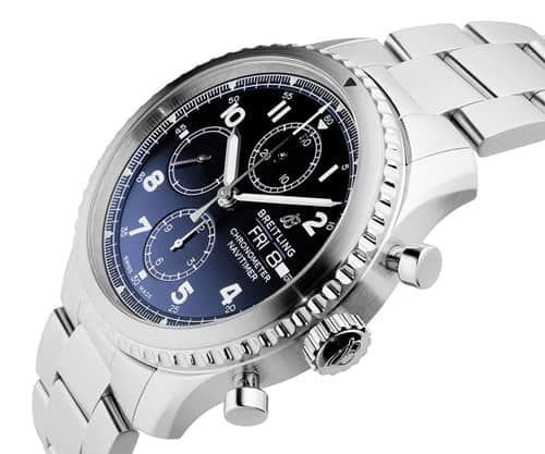 BREITLING NAVITIMER 8 CHRONOGRAPH 43 COLLECTION @majordor