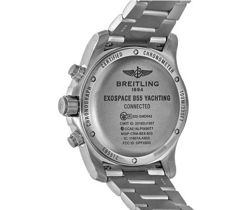 BREITLING PROFESSIONAL EXOSPACE B55 YACHTING MEN WATCH