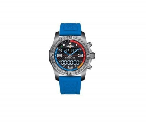 Breitling Exospace eb551222-bg45-235s B55 Yachting Watch