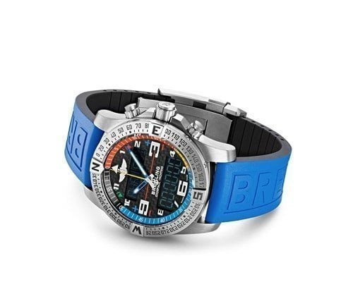 BREITLING PROFESSIONAL EXOSPACE B55 YACHTING collection