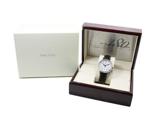 Longines Heritage Chronograph Mens Anniversary Edition L27754233