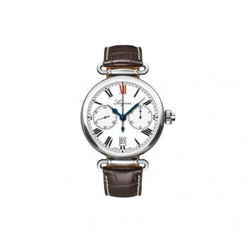 Longines Heritage Chronograph Mens Anniversary Edition L27764213