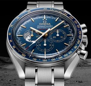 Omega Speedmaster Anniversary Limited Edition Collection @majordor