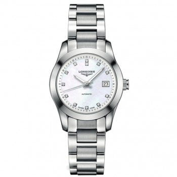 Longines Conquest Automatic Ladies Luxury Watch L22854876