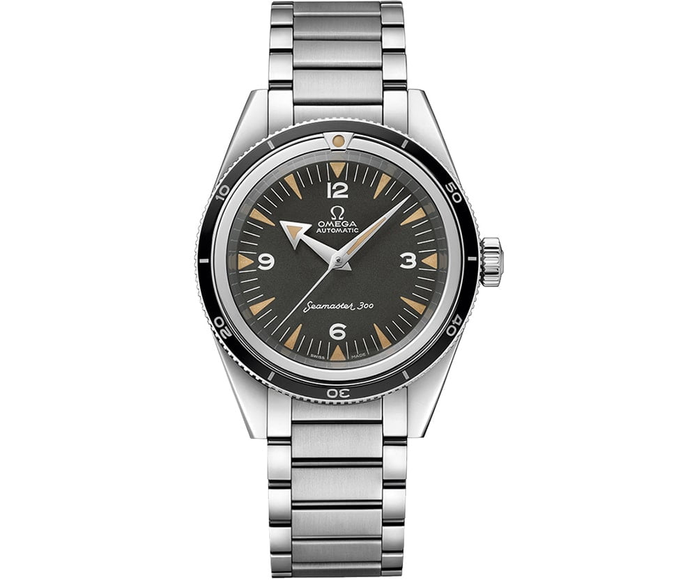 Omega 234.10.39.20.01.001 Seamaster 300 1957 Trilogy Limited Edition Watch