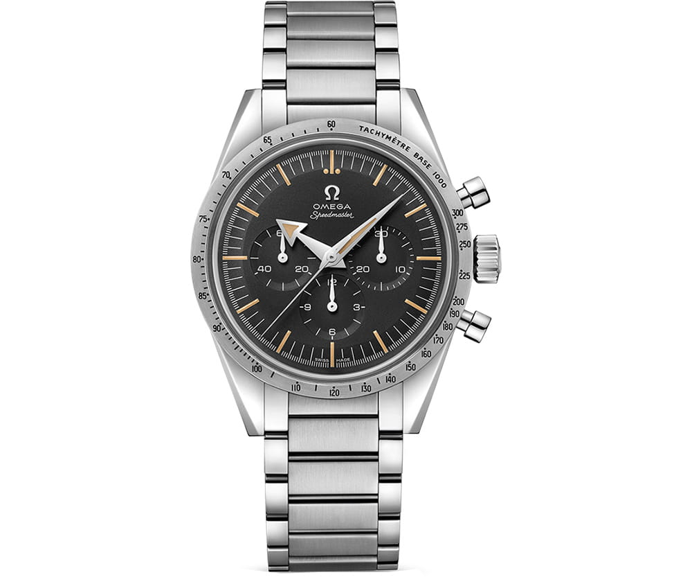 Omega Speedmaster'57 311.10.39.30.01.001 1957 Trilogy Chronograph Limited Edition