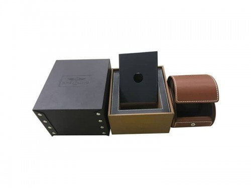Breitling Premier Automatic A37340351C1P2 40 mm Mens Watch Manufacturer box