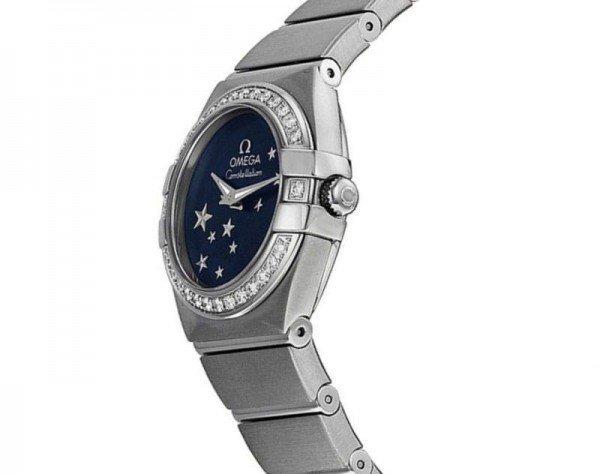 Omega Constellation 123.15.24.60.03.001 Quartz 24 mm Ladies Watch