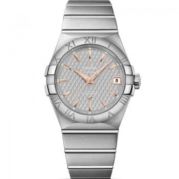 Omega Constellation 123.10.38.21.06.002 Automatic 38 mm Mens Watch front view