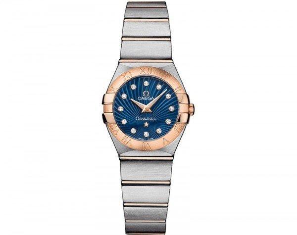 Omega Constellation 123.20.24.60.53.001 Quartz 24 mm Ladies Watch